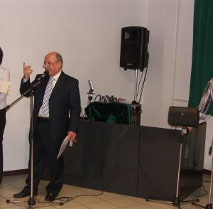 Osvaldo Miandro, Conference